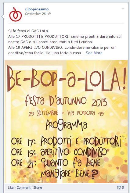 Be Bop a Lola