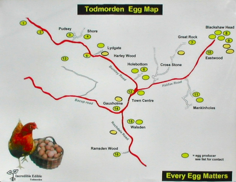 Todmorden Egg Maps