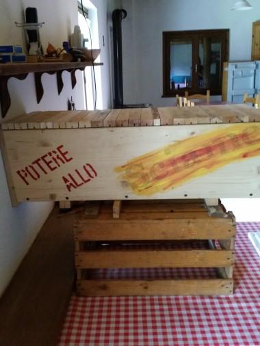Top Bar - Struttura Il Lato Sinistro